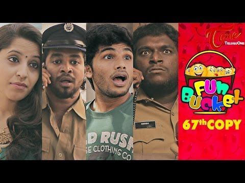 Fun Bucket | 67th Copy | Funny Videos | by Harsha Annavarapu | #TeluguComedyWebSeries