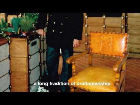 Oak Furniture Design and Manufacture