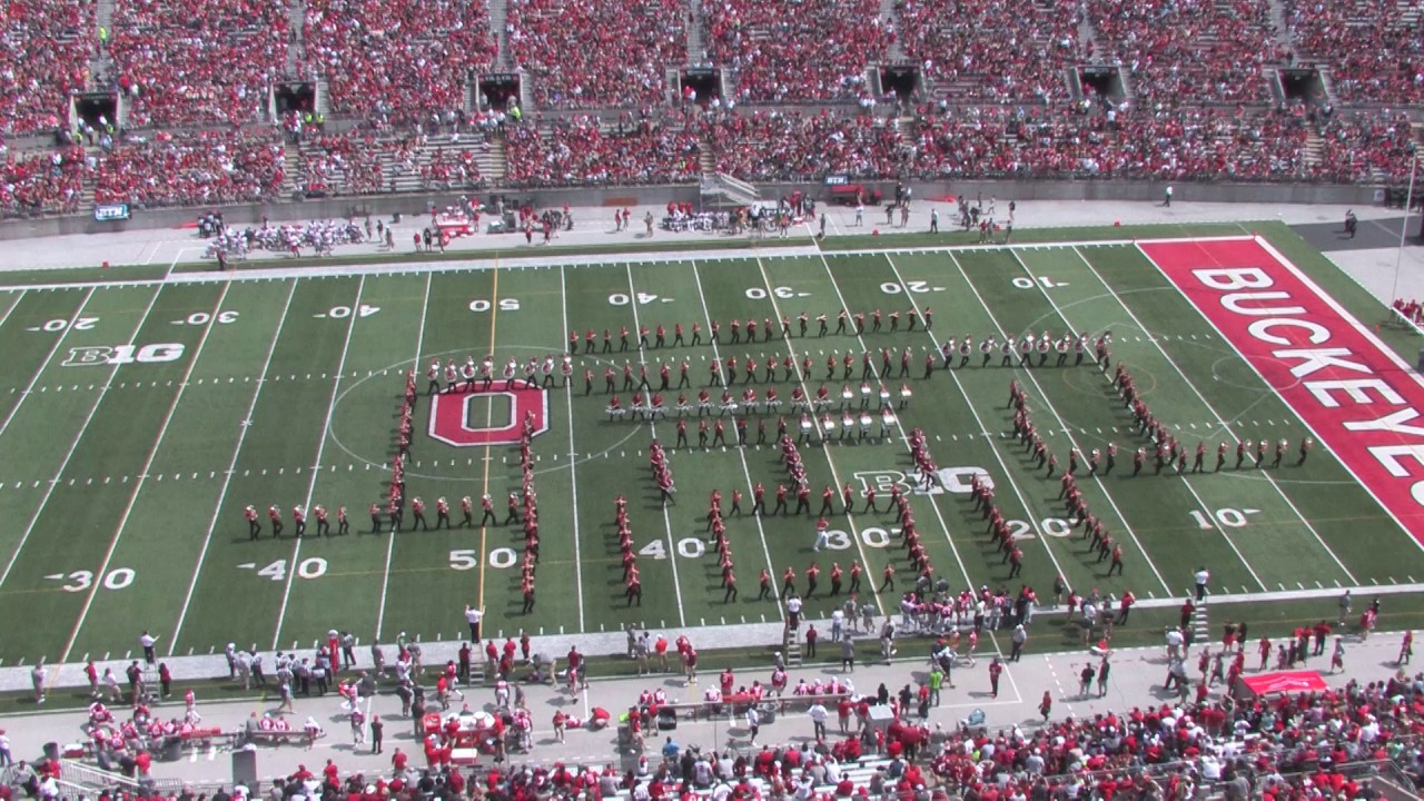Athletic Band Honors Elvis Presley With Spring Game