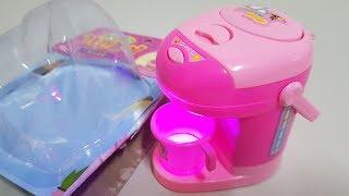 Daiso Toy Coffee pot 다이소 커피포트 …