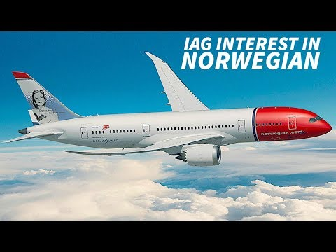 IAG Heavily INTERESTED in PURCHASING Rival NORWEGIAN