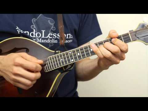 Fire On The Mountain (With Tabs & Play Along Tracks) - Mandolin Lesson