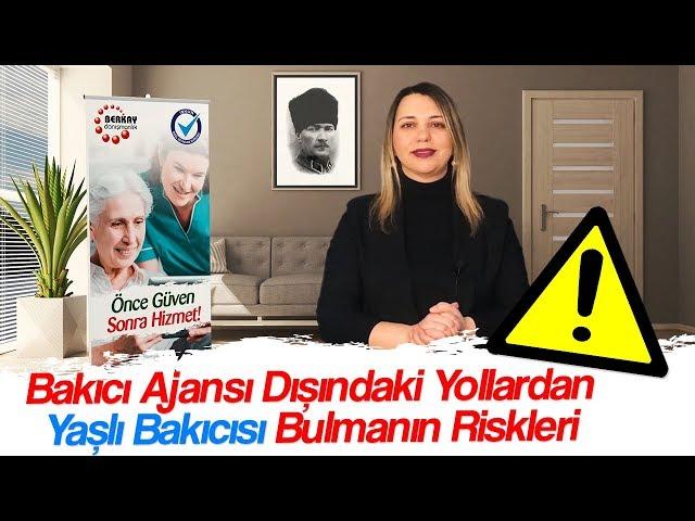 Bakıcı Ajansı Dışındaki Yollardan Yaşlı Bakıcısı Bulmanın Riskleri - Yaşlı Bakıcısı - Hasta Bakıcısı