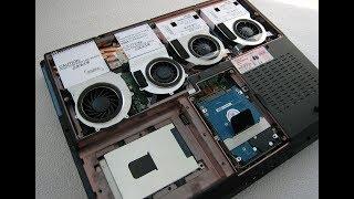 Эффективная модернизация и усиление системы охлаждения СО ноутбука без сверла и дырок в корпусе