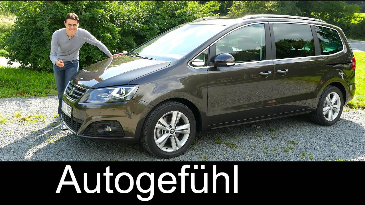 seat alhambra facelift full review test driven 2016 autogef hl. Black Bedroom Furniture Sets. Home Design Ideas
