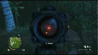 Far Cry 3 - Bushman Assault Rifle Outpost Liberation
