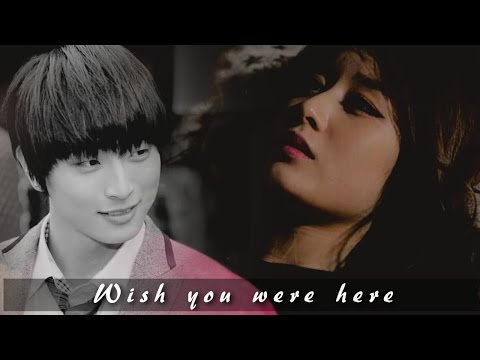 Dream High 2 - Rian/Yoojin (G-minor Couple) - Wish You Were Here