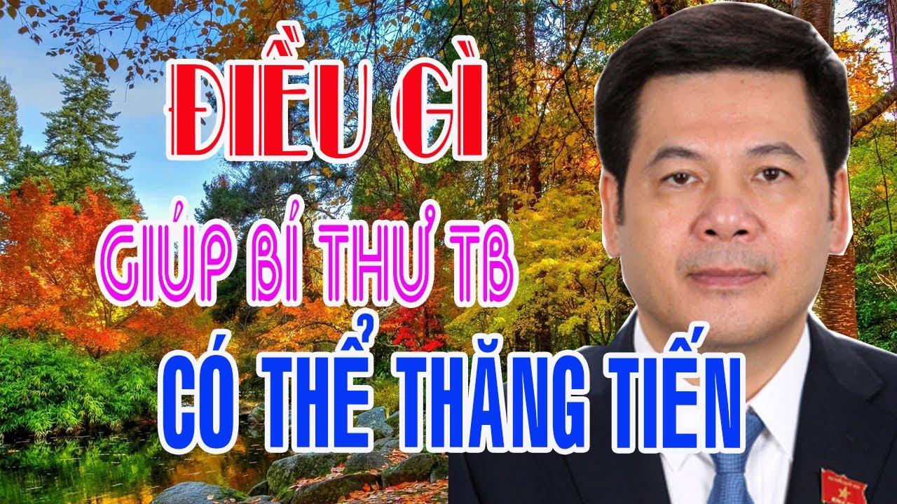 Bí thư Tỉnh ủy Thái Bình Nguyễn Hồng Diên được bổ nhiệm chức vụ mới