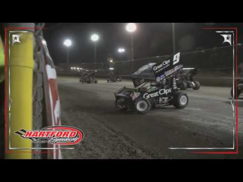 World of Outlaws at Hartford Speedway on Wednesday, Sept. 21