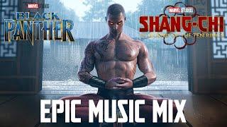 Shang-Chi Trailer Music x Killmonger Theme | EPIC WORKOUT MUSIC MIX