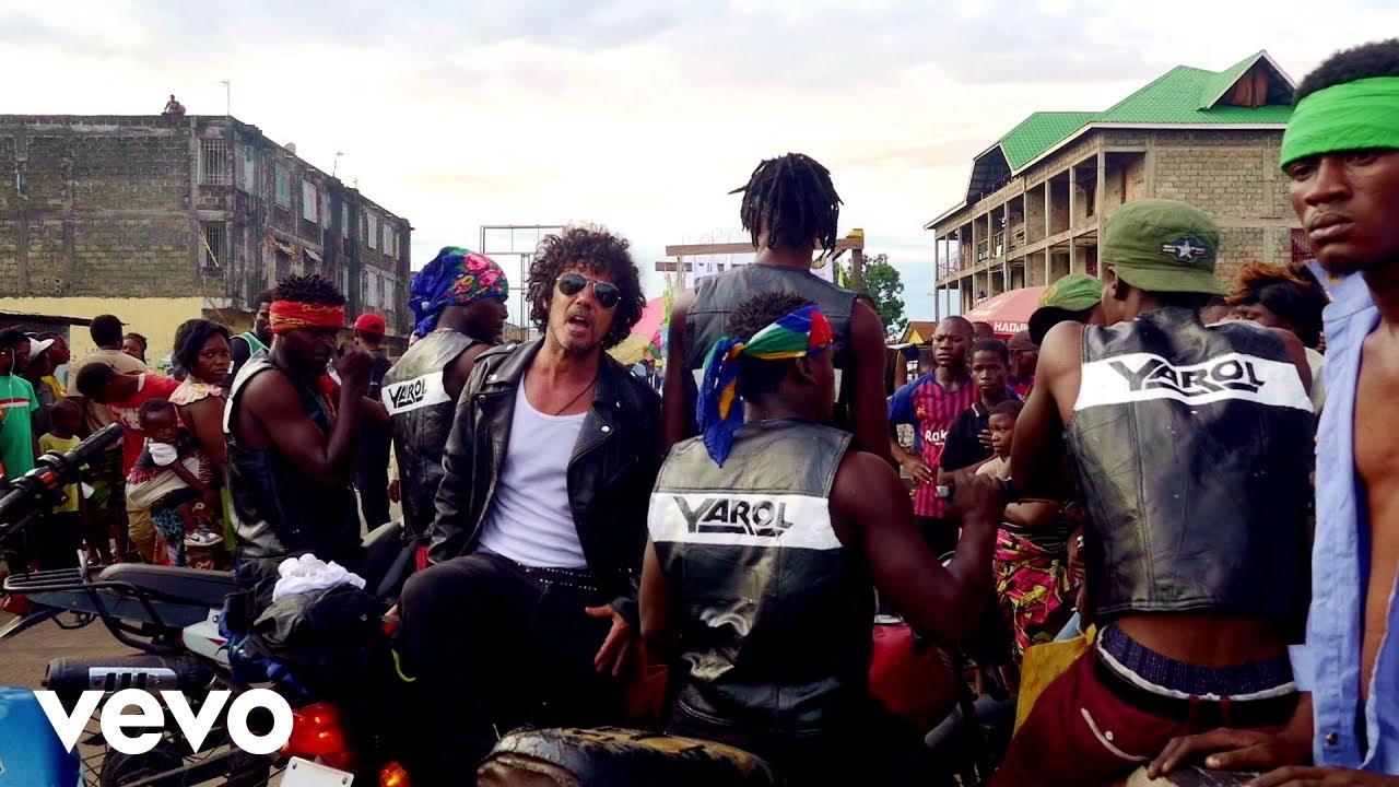 Yarol Poupaud - Sale ft. Jupiter Bokondji