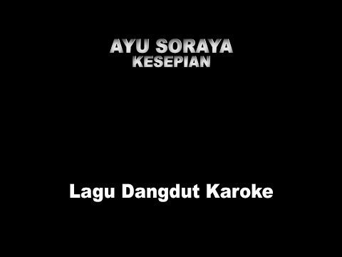 Kesepian Lagu Dangdut Karoke ( Cover ) Versi Korg PA50SD