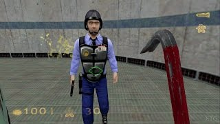 Half-Life PS2 Gameplay HD (PCSX2)