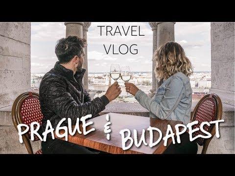 Exploring Prague & Budapest | Europe Travel vlog no. 004