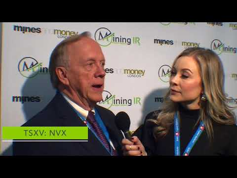 NV Gold Corp at Mines & Money London