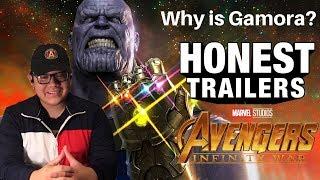 Honest Trailers - Avengers: Infinity War - REACTION!!