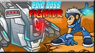 Epic Boss Fighter Game (Final Run)