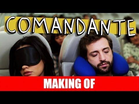 MAKING OF – COMANDANTE