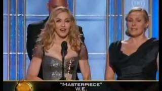 Golden Globes 2012 - Madonna (Masterpiece, W.E.) - Original Song