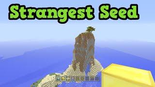 Minecraft Xbox 360 / PS3 - STRANGEST SEED (Diamonds, Monument)