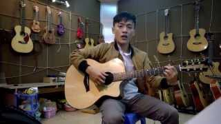 Mãi Mãi Bên Nhau (Noo Phước Thịnh) - Đào Duy Khánh guitar cover
