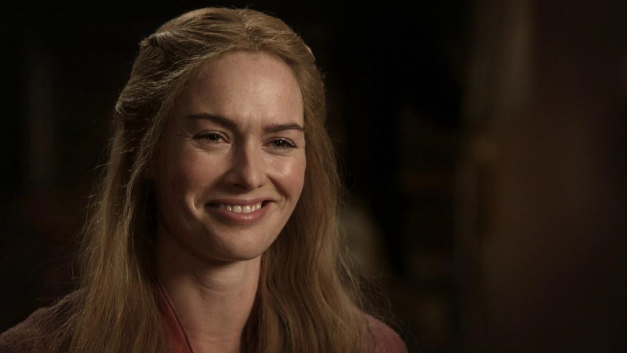 Download Game of Thrones   El Elenco Recuerda   Lena Heady (Cersei)   HBO