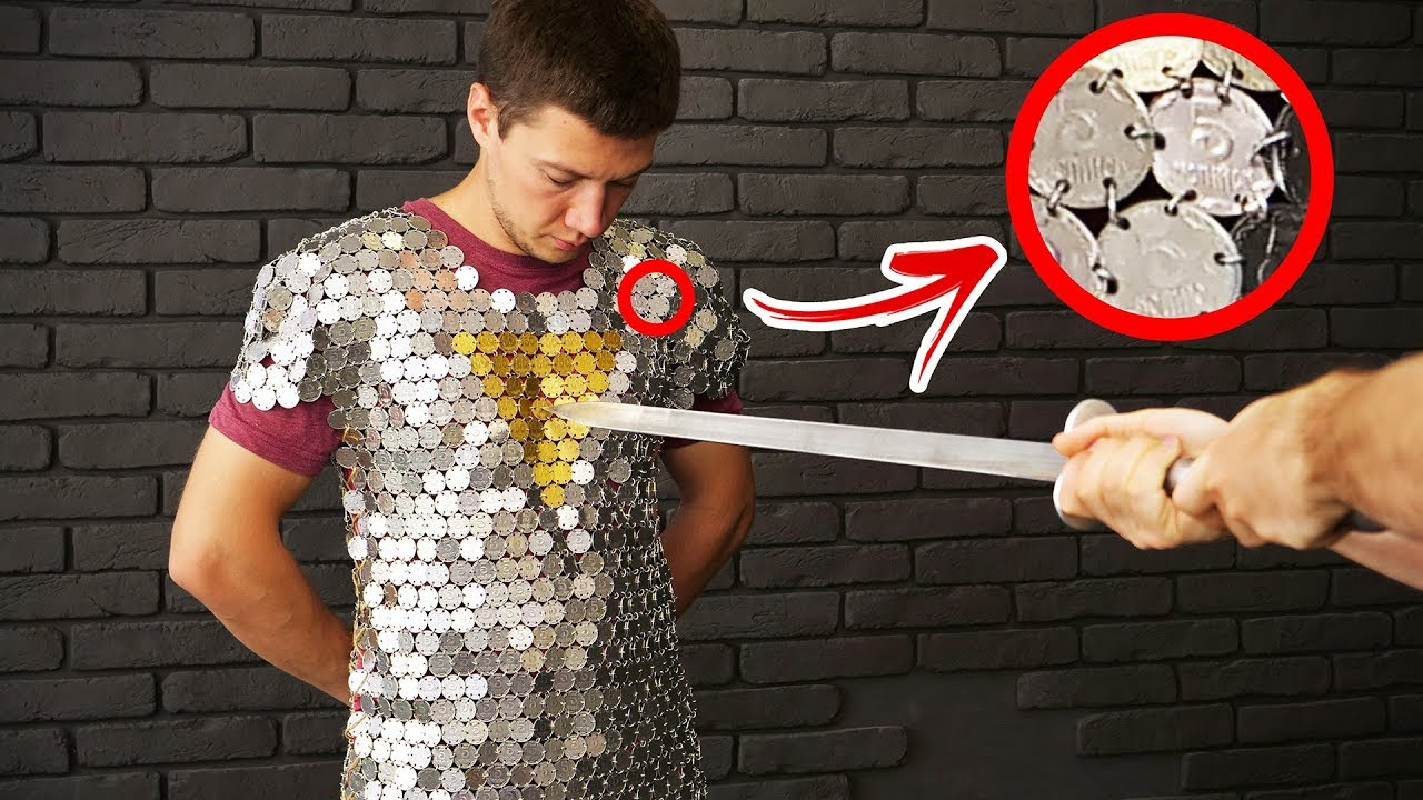 Download How to Make Durable Chain Mail from Coins