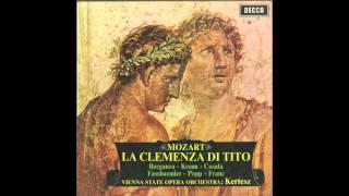 Silent Tone Record/モーツァルト:皇帝ティートの慈悲/イシュトヴァン・ケルテス指揮ウィーン・フィルハーモニー管弦楽団、ルチア・ポップ、テレサ・ベルガンサ、ブリギッテ・ファスベンダー