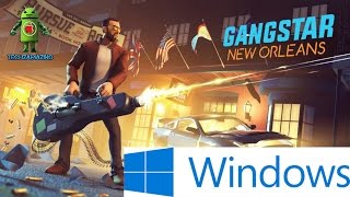 Gangstar New Orleans - WINDOWS PC Gameplay