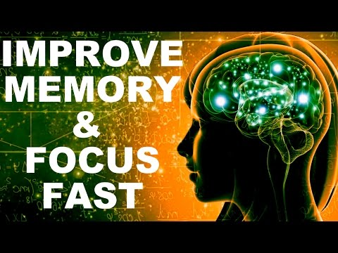 *ATTENTION* SUPER STUDY, MEMORY & FOCUS ENHANCEMENT SOUNDS :