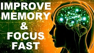 *ATTENTION* SUPER STUDY, MEMORY & FOCUS ENHANCEMENT SOUNDS : IMPROVE PRODUCTIVITY & GET SUCCESS