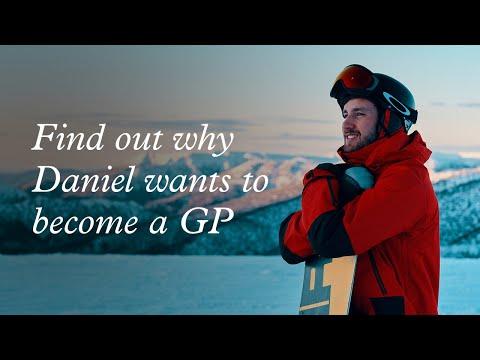 Become a GP - Daniel