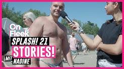 Weed, Kotze & das Wurm-Ritual | Splash! 21 Stories mit Nadine