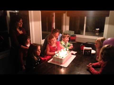 Happy birthday Sophia Leon