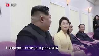 Cекретный поезд Ким Чен Ына