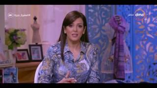 السفيرة عزيزة - شيرين عفت - دور الأسرة في غرس الروح الوطنية لأبنائهم