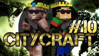 BRUG OPBLAZEN MET C4! - Citycraft #10