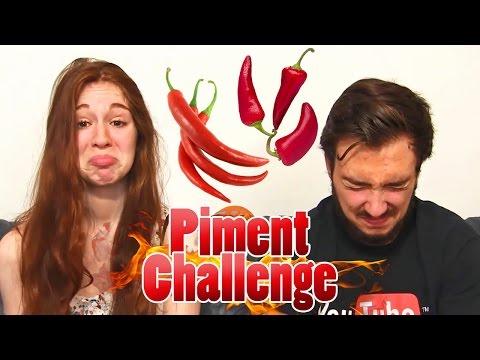 PIMENT CHALLENGE VERSION POKEMON GO !!
