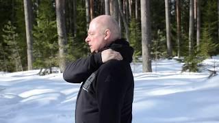 Шейный остеохондроз -6 простых эффективных упражнений.