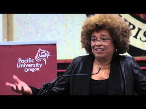 MVI 3704 Prof. Angela Davis - 1966 founding of Black Panther Party