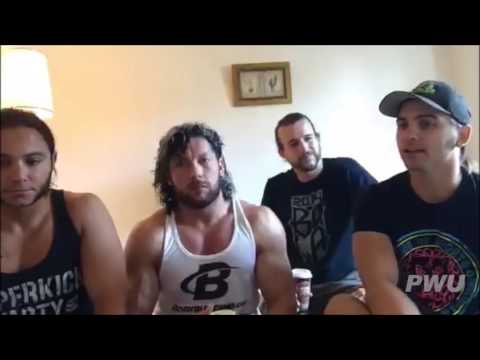 The Elite Of The Bullet Club Q&A on The New Day, AJ Styles, Kevin Owens, NXT, and more