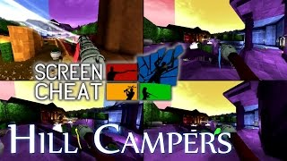 XT Gameplay: Screencheat -