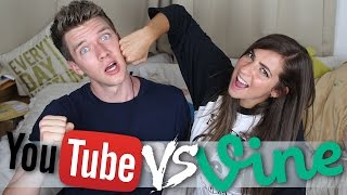 YouTuber vs Viner w The Gabbie Show | Collins Key