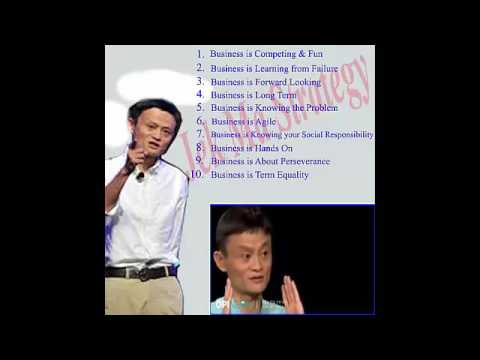 Jack Ma  Business Strategy   Alibaba CEO Interview | Leadership Interview