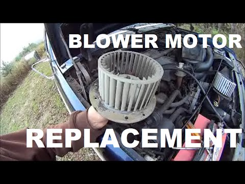 Ford Truck Blower Motor Replacement F F F
