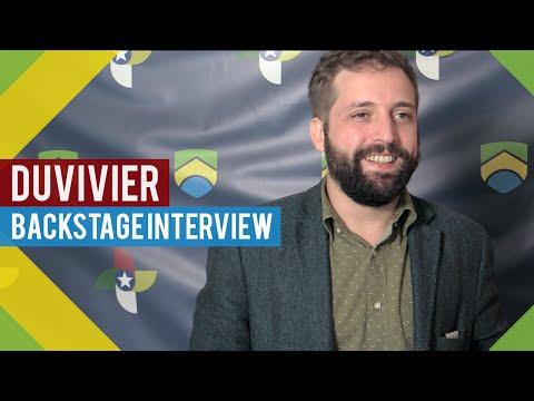 Backstage Interview - Gregório Duvivier [BrazUSC 2015]