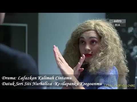 OST Lafazkan Kalimah Cintamu-Kesilapanku Keegoanmu by Dato Siti Nurhaliza [MV+LIRIK]