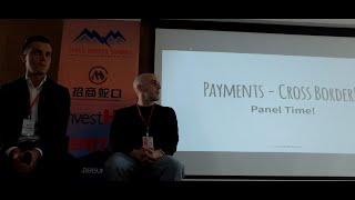 Cross Border Payments and Banking panel discussion