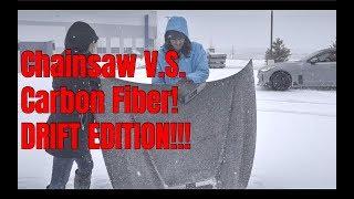 I Destroyed My New Carbon Fiber Hood!!
