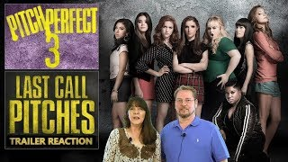 Pitch Perfect 3 Trailer #2 (2017) - Reaction